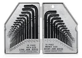 alum key set science purchase 30 hex key wrench set sae mm
