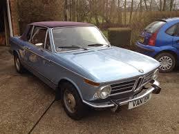 bmw 2002 baur cabriolet baurspotting 1974 bmw 2002 baur cabriolet fjord blue