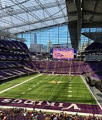 map us bank stadium u s bank stadium