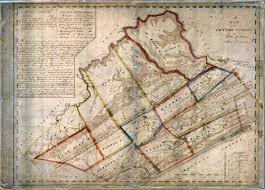 Milford Ohio Map by 1810 U0027s Pennsylvania Maps