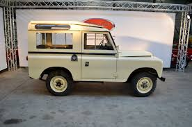 land rover santana 88 land rover santana 88 d 1979 sold classic car auctions