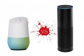 amazon home so sánh loa wifi kiêm trợ lý ảo google home vs amazon echo