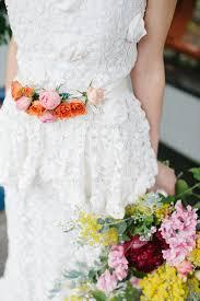 floral belt 12 best wedding belts images on wedding ribbons