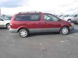 8341 2002 Toyota Sienna Le 5d Wagon Auto Mart Used Cars For