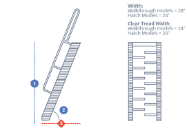 Alternate Tread Stairs Design Alternating Tread Ladder Dimensions