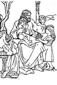 kid free christian coloring pages 60