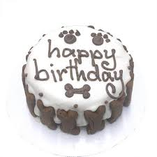 gourmet birthday cakes personalized gourmet dog birthday cakes bubba biscuit co