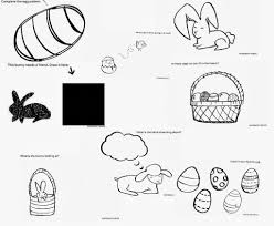 free easter coloring pages to foster creative thinking and