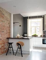 mur cuisine peinture cuisine 40 idées de choix de couleurs modernes peinture