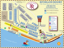 Colorado River On A Map by Rv And Bungalow Resort In Earp Ca On Colorado River Riverland
