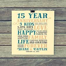 15th wedding anniversary gift 15th wedding anniversary gifts for him christmas gift ideas