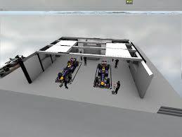 f1 garage design layouts manufacturers f1technical net re f1 garage design layouts manufacturers