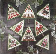 latest cross stitch for christmas ornaments patterns patterns kid