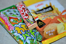 try snacks from around the world with a treats subscription box