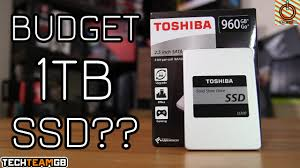 amazon black friday crucial ssd the ultimate budget 1tb ssd toshiba q300 960gb youtube