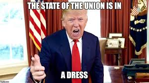 State Of The Union Meme - let s make america great again imgflip