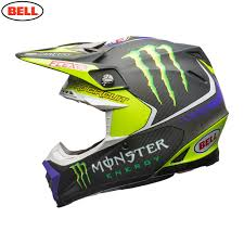 green motocross helmet bell mx moto 9 flex helmet pro circuit 17 monster replica
