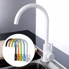 white kitchen sink faucet kitchen sink faucet antique black white green orange blue beige