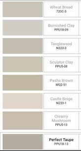 soft taupe pure u0026 original paint farm for us color story