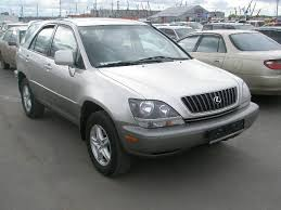 2000 lexus rx300 reviews 2000 lexus rx300 photos 3 0 gasoline automatic for sale