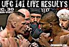 �UFC 141: Lesnar vs.