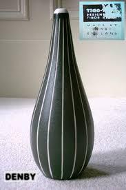 Denby Vase Pottery Denby Pottery Derbyshire