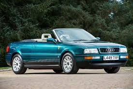 audi convertible 2016 princess diana u0027s old convertible is up for sale etcanada com