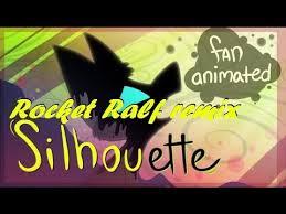 silhouette owl fan animated vivziepop rocket ralph