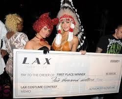 Halloween Costumes Nightclubs Ice Coco Host Halloween