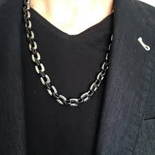 necklace for 25 trendy necklaces for men reflection of your own style sensation