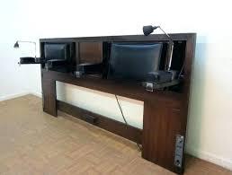 King Size Headboard With Storage King Headboard With Shelves Best Storage Headboard Ideas On Bed