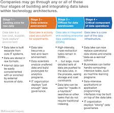 a smarter way to jump into data lakes mckinsey u0026 company