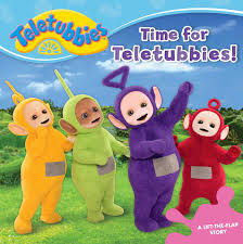teletubbies book tina gallo official publisher