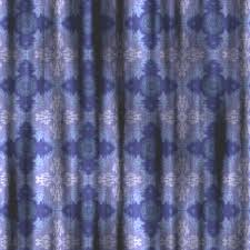 old blue curtains or drapes background texture www