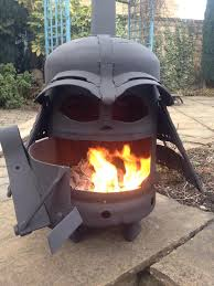 Images Of Firepits Darth Vader Pits