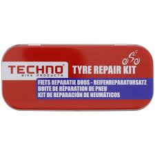 réparer une chambre à air de vélo boite de réparation pneu et chambre à air vélo