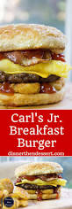 is hardees open on thanksgiving best 25 breakfast burger ideas on pinterest grilled sandwich