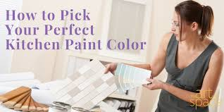how to pick your perfect kitchen paint color mary cook