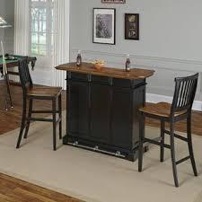 home bar table set indoor home bars and bar sets wayfair