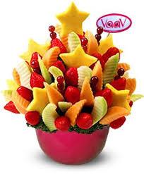 edible fruit fruit bouquet the grape sticks pinteres