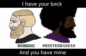 Meme Mediterranean - pol nordcuck vs mediterranean politically incorrect 4chan
