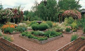 Potager Garden Layout Plans How To Build A Kitchen Garden From Scratch Vegetable Gardener