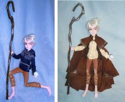 jack frost 1 6 ooak doll from rotg by setsunakou on deviantart