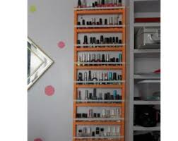 nail polish rack etsy