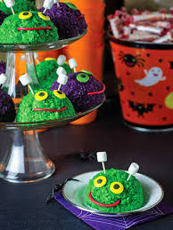 halloween cupcakes in a jar hgtv