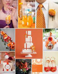 purple and orange wedding ideas orange principles in action wedding blog