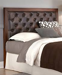 Leather Headboard King Best 25 Leather Headboard Ideas On Pinterest Leather Bed Green