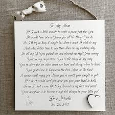 best music to write a paper to mother of the bride wedding shabby chic sign wooden plaque gift mother of the bride wedding shabby chic sign wooden plaque gift memories w109 amazon co uk kitchen home