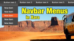 Home Designer Pro 10 0 Navbar Menu Tutorial For Xara Web Designer Designer Pro Youtube