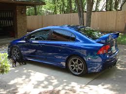 modified cars ideas honda civic peteswims 2008 honda civicsi mugen sedan 4d specs photos